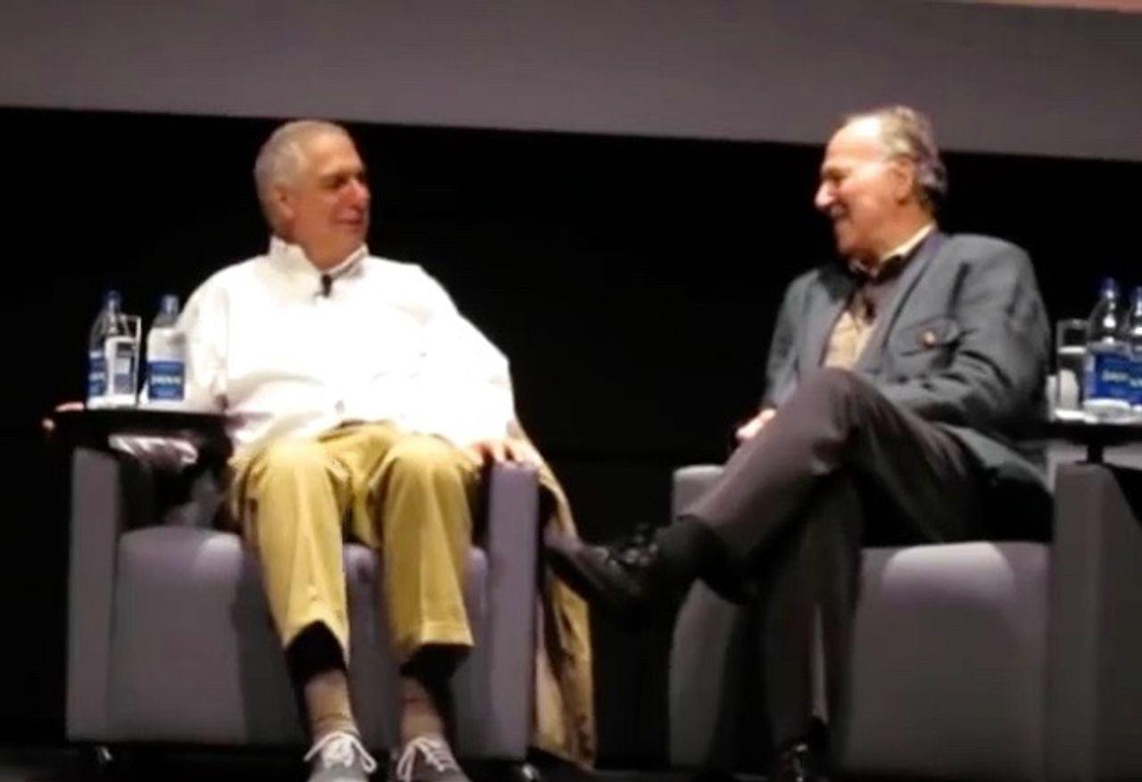 Errol Morris provides Steven Bannon a platform (American Dharma), Werner Herzog ...