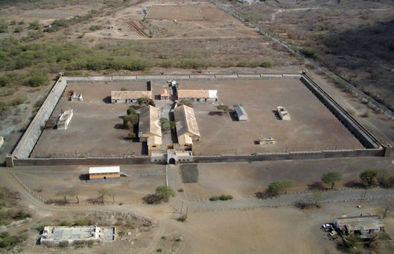 Tarrafal concentration camp