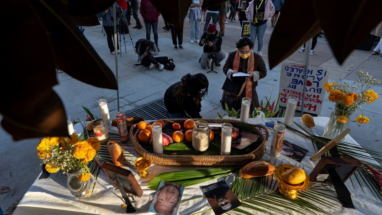 Atlanta shootings expose growth of anti-Asian violence in the US