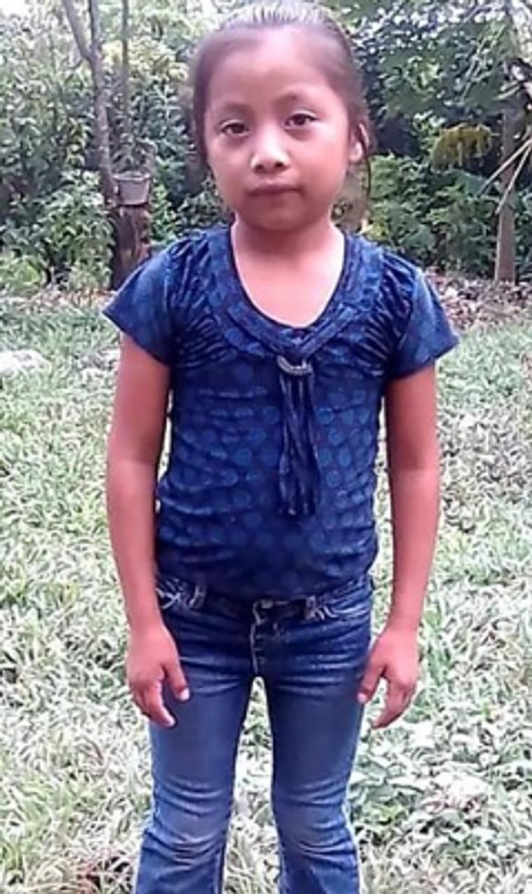 Jakelin Amei Rosmery Caal Maquin, RIP