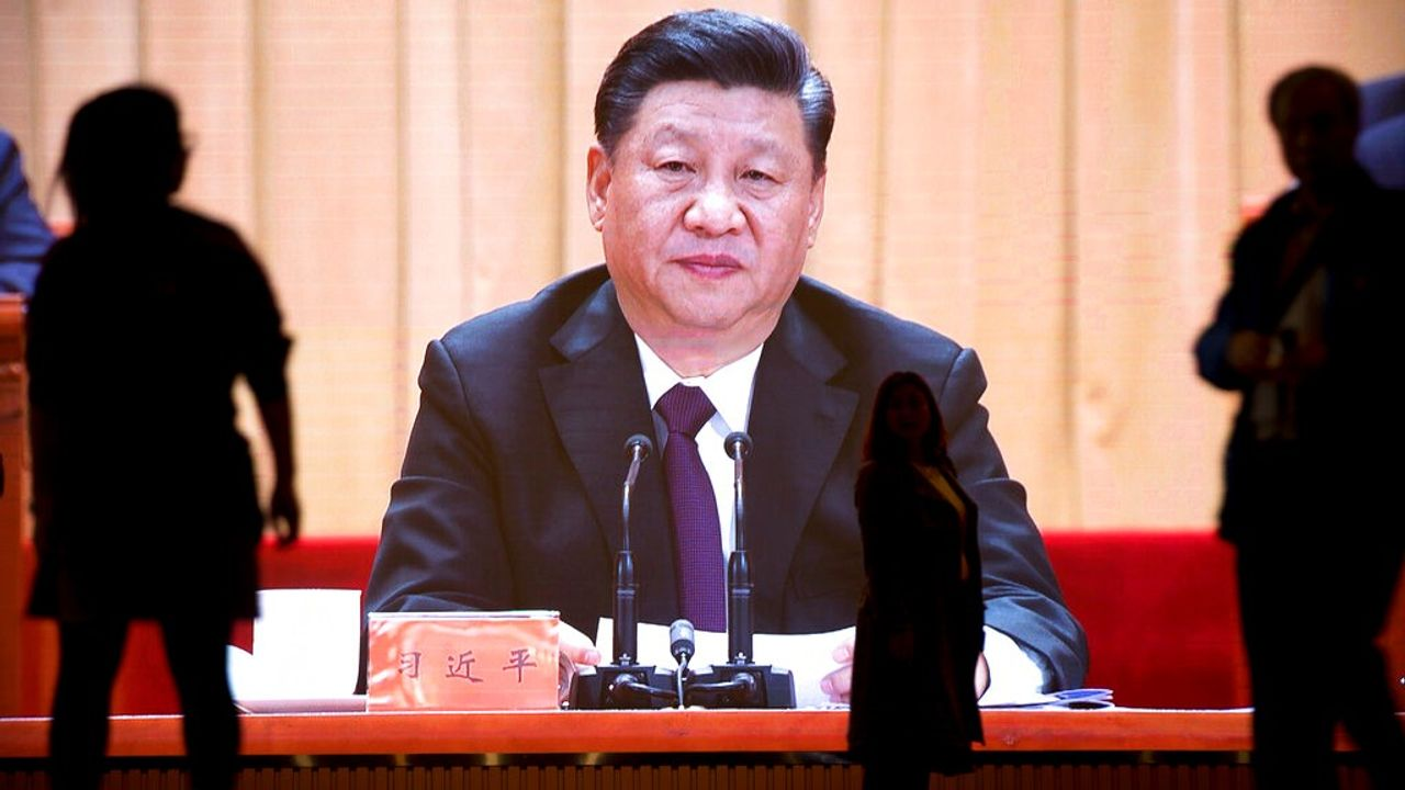 China's National People's Congress starts amid rising geo-political tensions