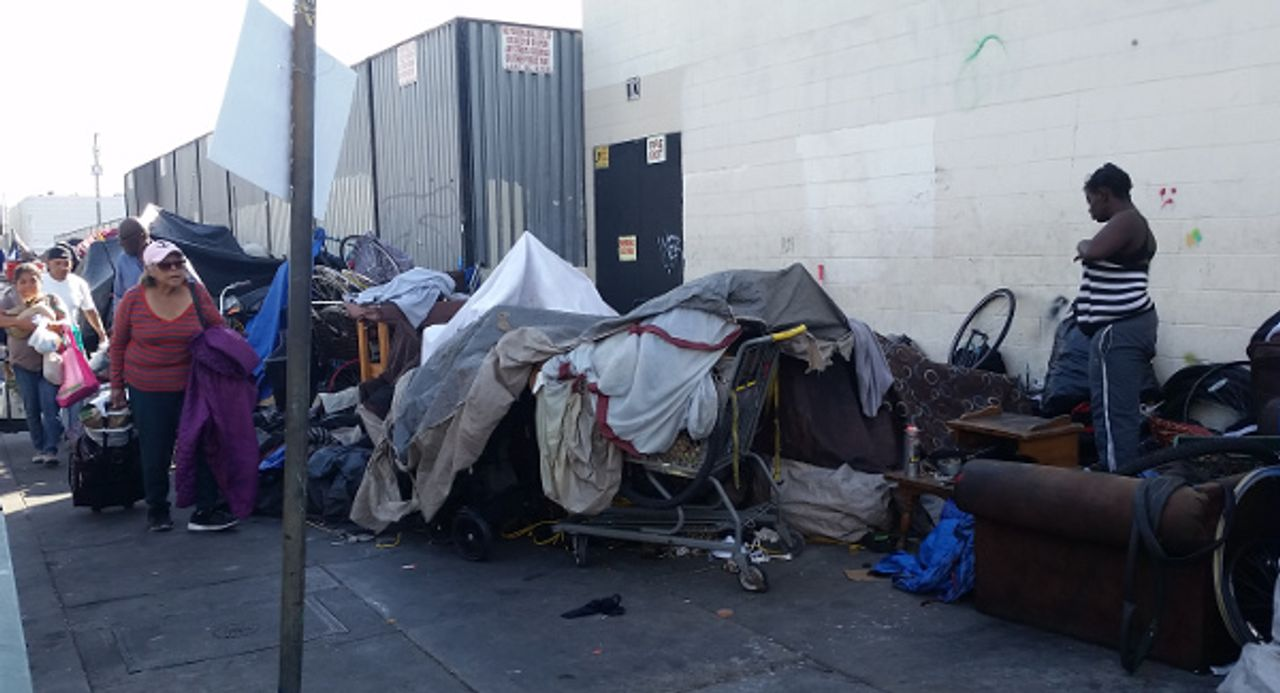 Homelessness Research Paper Starter