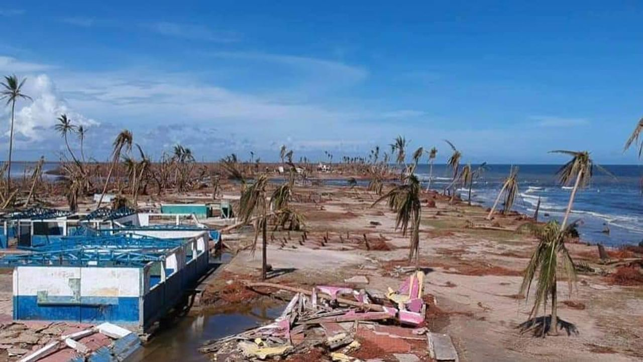 Hurricanes, unchecked pandemic produce humanitarian disaster in Nicaragua