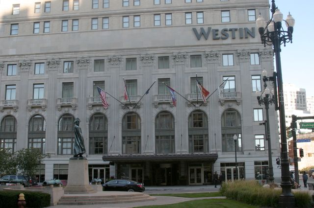 the westin book cadillac hotel in downtown detroit where kevyn orr has. Cars Review. Best American Auto & Cars Review