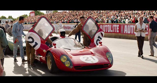 Ford V Ferrari Life At High Speed World Socialist Web Site