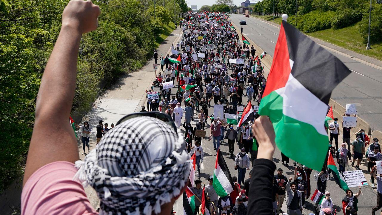 Black Lives Matter выражает  «солидарность» палестинцам